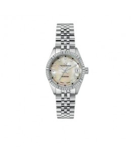 Lucien Rochat Reims lady 31mm 3h mop dial w/di ss b