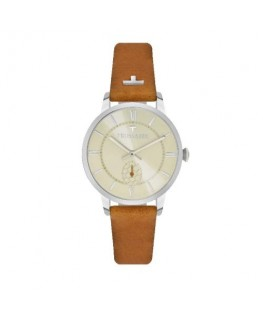Trussardi T-genus 32mm small second ivo dial brw s