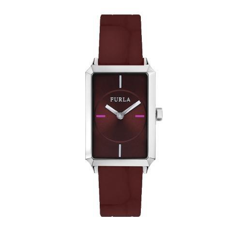 Furla Diana 22x32mm 2h burgundy dial burgun st R4251104504