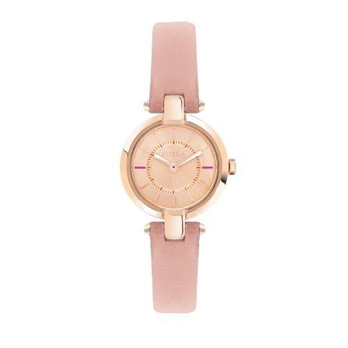 Furla Linda 24mm 2h rose dial rose strap R4251106501