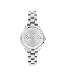 Furla Metropolis 31mm 2h silver dial ss br