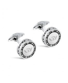Philip Watch Philip watch j cufflinks ss w/logo on to