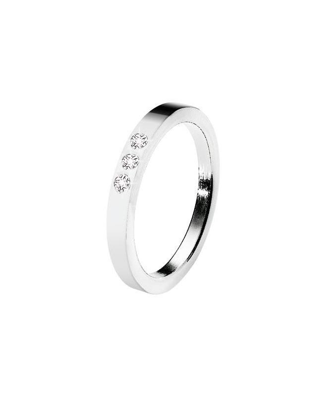 Morellato Cult an.c/3 diamanti - fedina 016 donna S8530016 - galleria 1