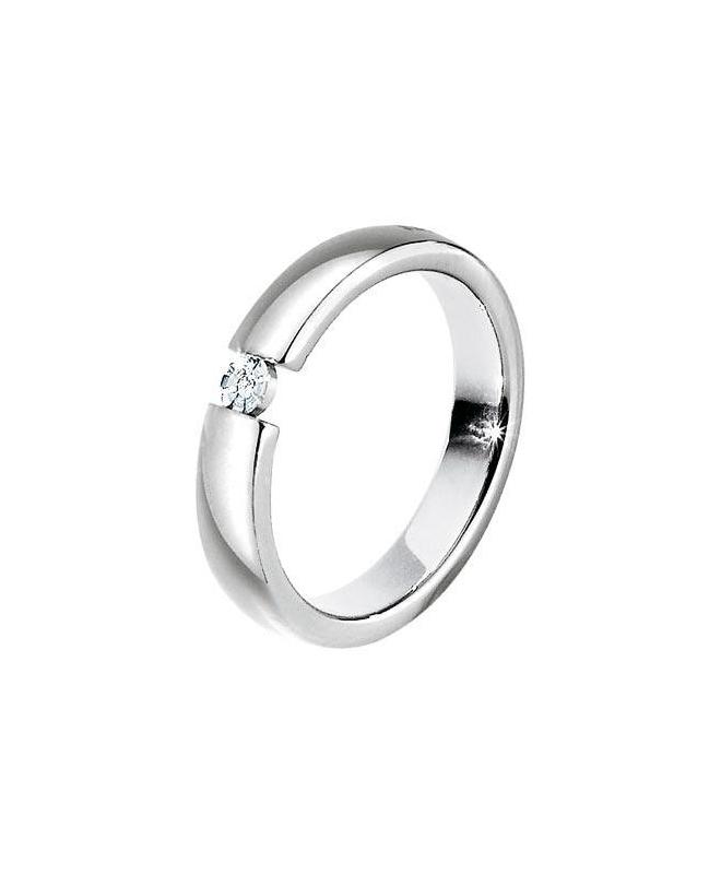 Morellato Cult an.c/1 diamante - solitario 025 donna S8532025 - galleria 1