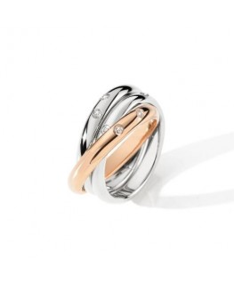 Morellato Love rings an. rose gold mis 016