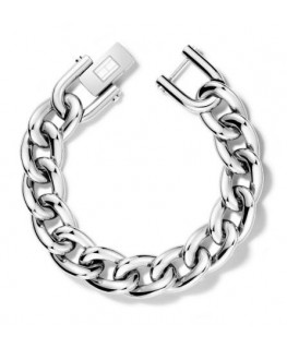 Tommy Hilfiger Chunky polished ss bracelet -l.20,5 cm