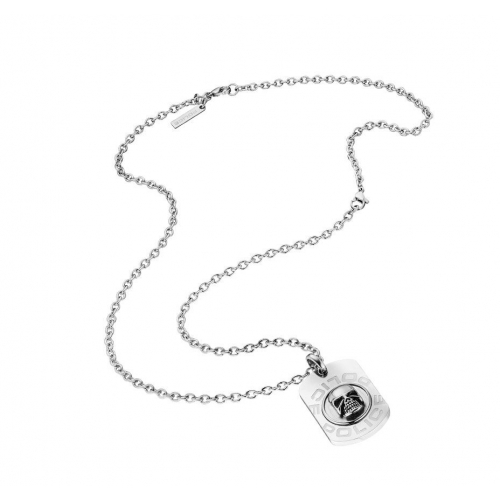 Police Renegade necklace ss 500+200mm