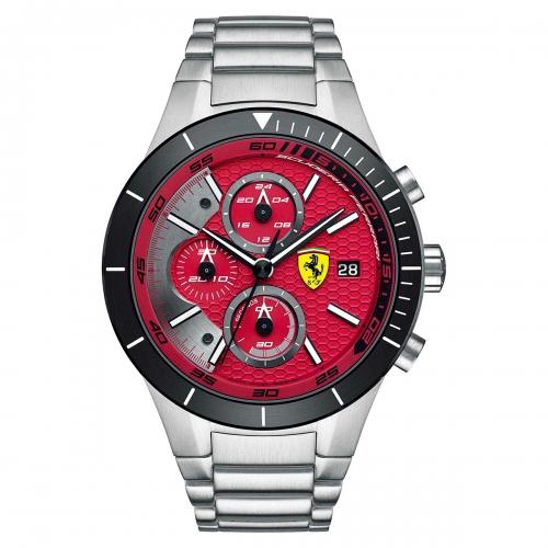 Ferrari Rereo-g-ss-rou-red-b-ss uomo FER0830269