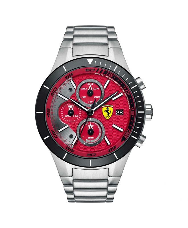 Ferrari Rereo-g-ss-rou-red-b-ss uomo FER0830269 - galleria 1