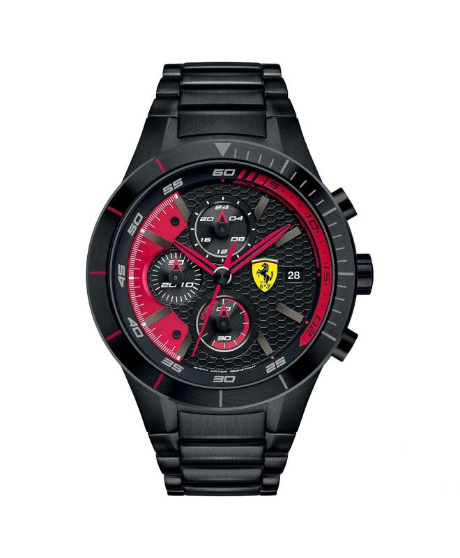 Ferrari Rereo-g-ipblk-rou-blk-b-ipblk uomo FER0830264 - galleria 1