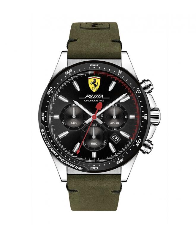 Orologio Ferrari uomo cronografo Pilota uomo FER0830433 - galleria 1