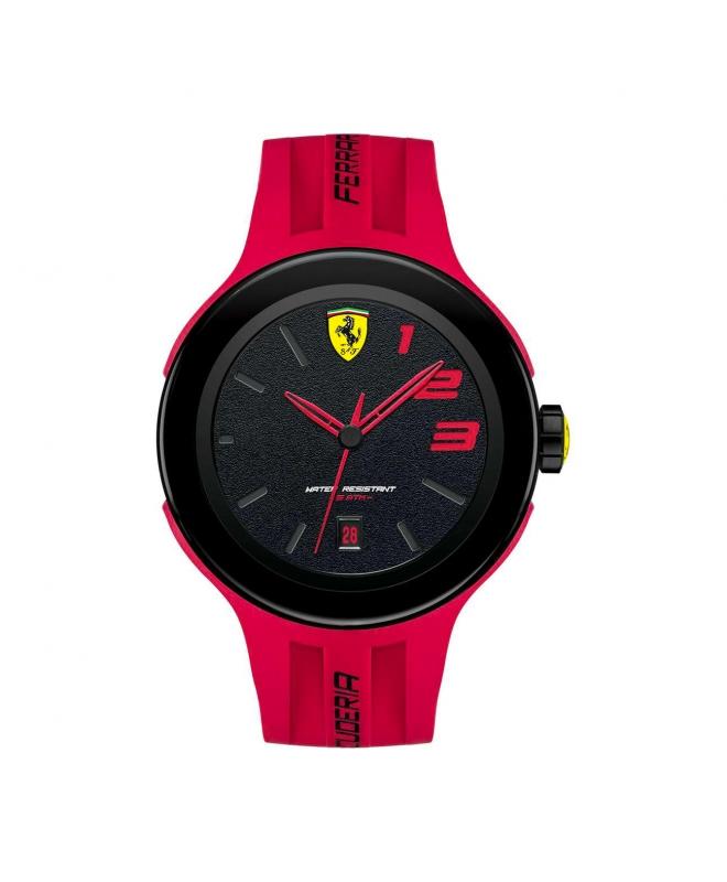 Ferrari Fxx-g-blktr90s-rou-blk-s-scred uomo FER0830220 - galleria 1