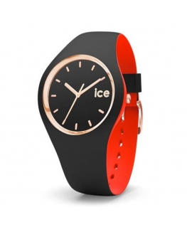 Ice-watch Ice loulou - black rose-gold - medium