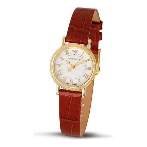Philip Watch Boudoir miny lady gold 18 kt  R8051102501