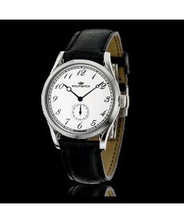 Philip Watch Sunray 150 auto man. white dial/strap