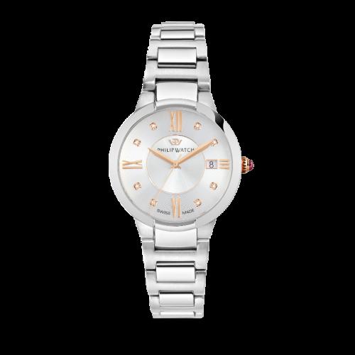 Orologio Philip Watch Corley 34mm acciaio R8253599513
