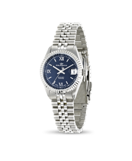 Philip Watch Caribe 3h dark blue dial /bracelet
