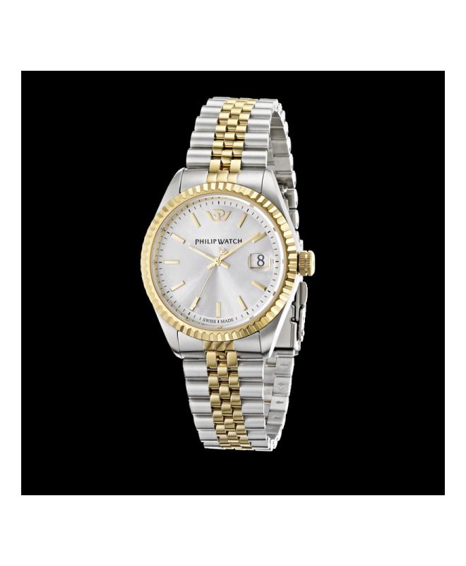 Special box con due orologi Philip Watch Caribe uomo donna uomo - galleria 2