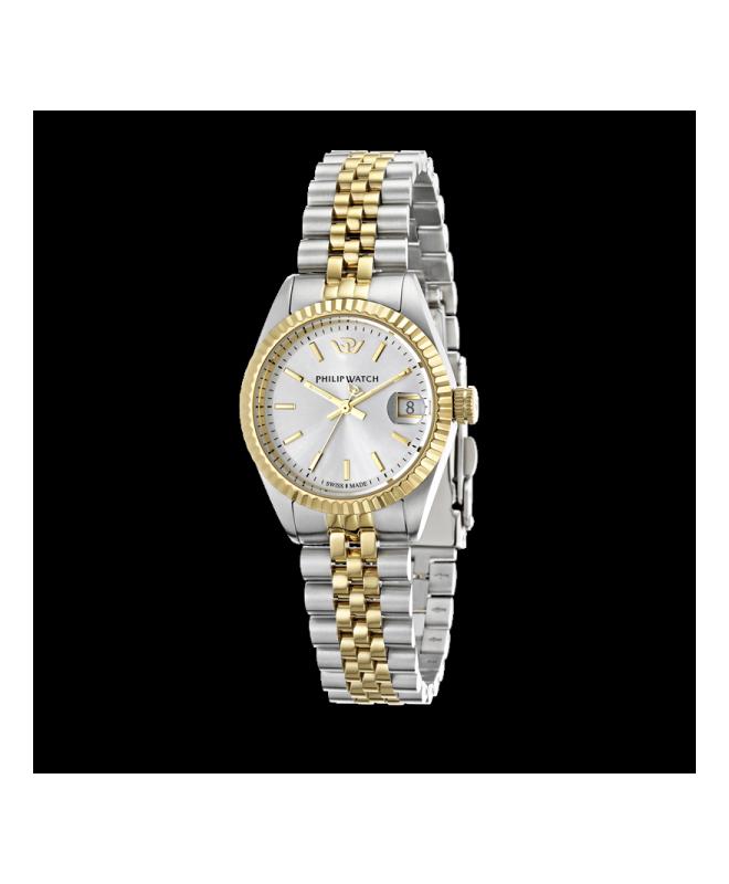 Special box con due orologi Philip Watch Caribe uomo donna uomo - galleria 3