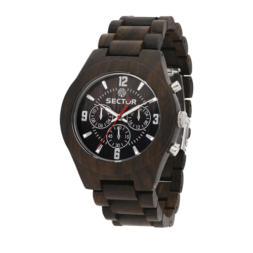 Sector Sector no limits nature mu 46mm d.b s br uomo R3253478017