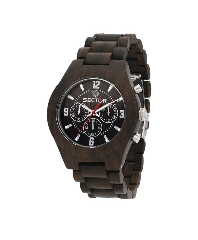 Sector Sector no limits nature mu 46mm d.b s br uomo R3253478017 - galleria 1