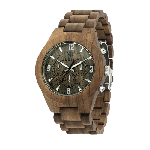 Sector Sector no limits nature mu 46mm l.b s br uomo R3253478018