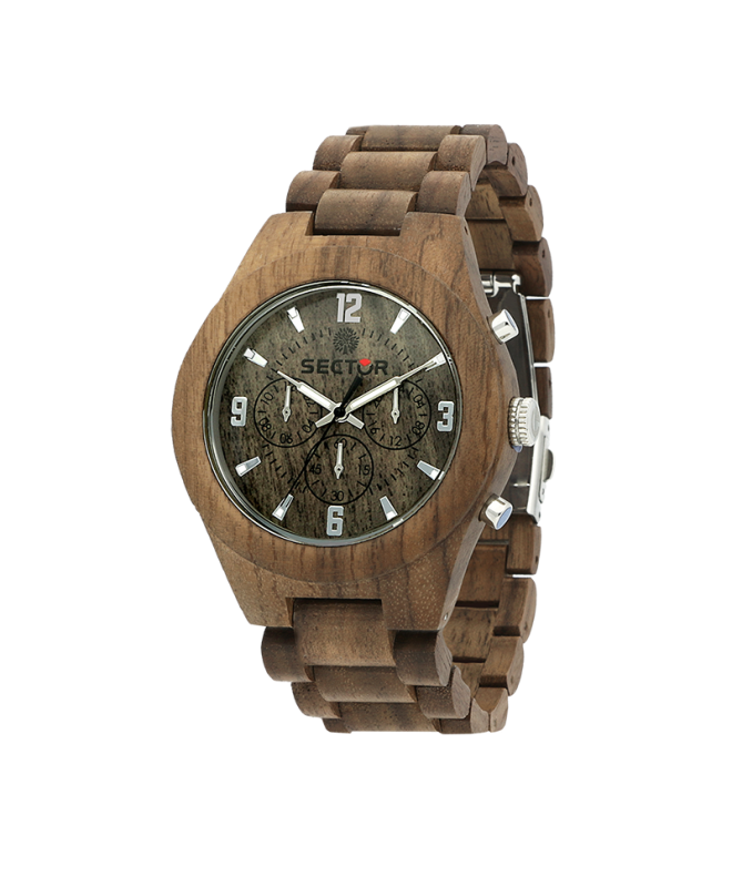 Sector Sector no limits nature mu 46mm l.b s br uomo R3253478018 - galleria 1