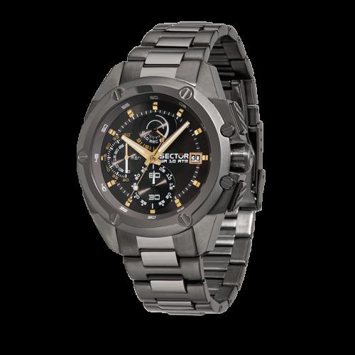 Orologio Sector 950 chrono brunito 43 mm