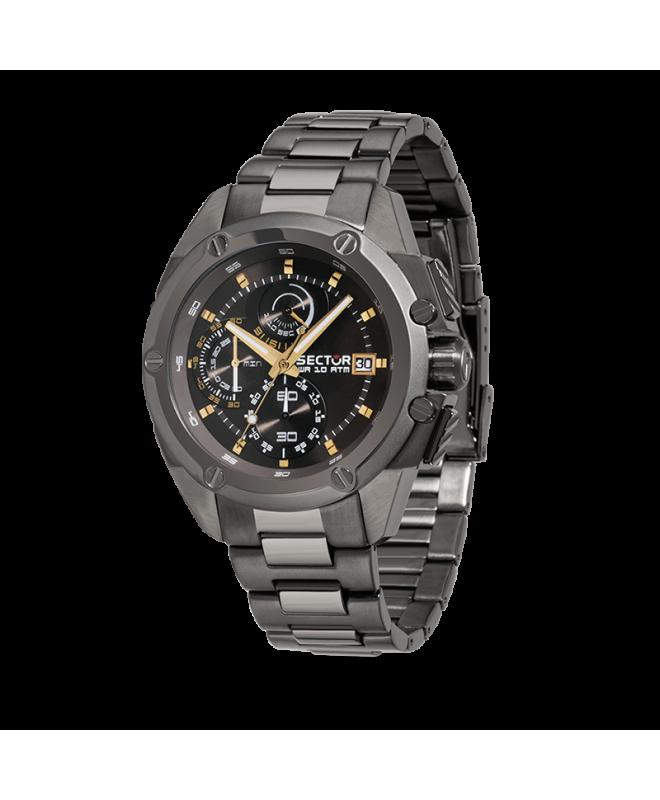 Orologio Sector 950 chrono brunito 43 mm - galleria 1
