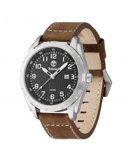 Timberland Newmarket 3 hands date light brown leat