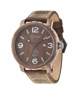 Timberland Pinkerton 3h brown dial brown l. str