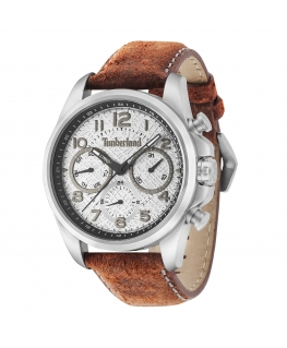 Timberland Smithfield multi grey dial orange str