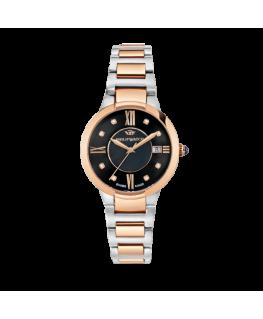 Orologio Philip Watch Corley 34mm oro rosa R8253599512