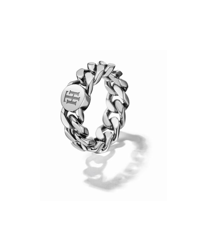 Tommy Hilfiger Chain ring - galleria 1