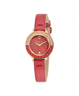 Furla Club 26mm 2h ruby dial ruby strap