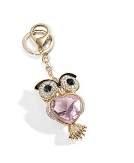 Morellato Portachiavi magic owl charm with pp ston