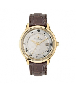 Lucien Rochat Granville 42mm auto 3h w/sil dial bro st
