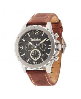 Orologio Timberland Warner uomo cronografo marrone