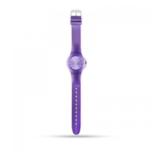 Morellato Colours 3h violet dial metaliz str pu unisex