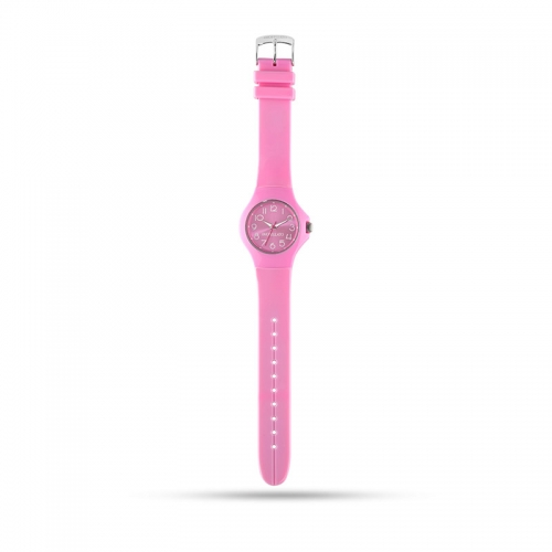 Morellato Colours 3h 36mm pink dial pink strap pu unisex