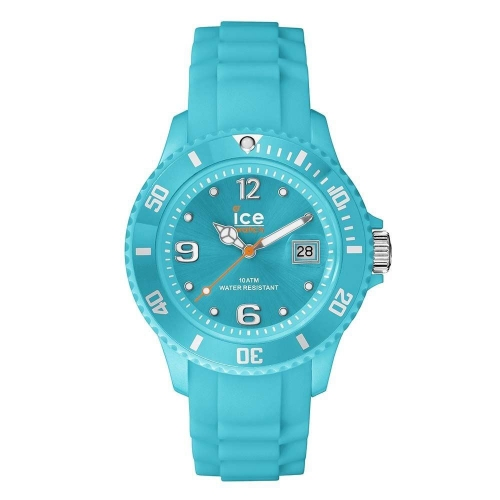 Ice-watch Ice forever - turquoise - medium - 3h