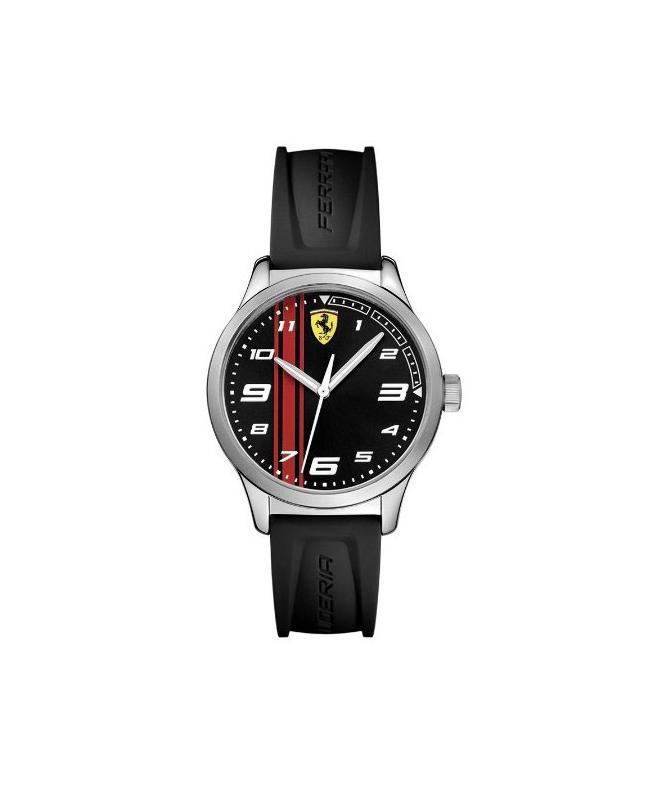 Ferrari Pitlane nero unisex FER0810015 - galleria 1