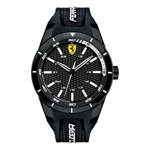 Ferrari Rerev-g-plas-rou-blk-s-scblk uomo FER0830249