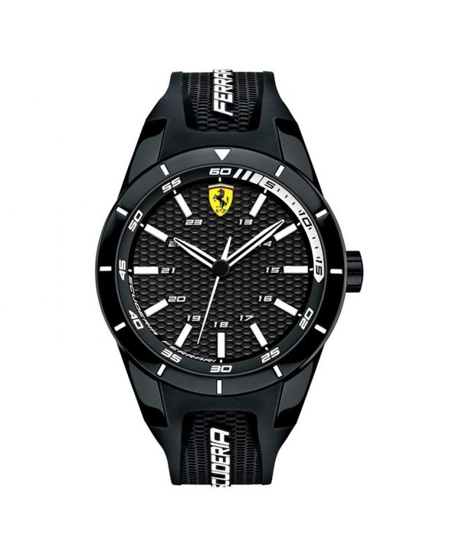 Ferrari Rerev-g-plas-rou-blk-s-scblk uomo FER0830249 - galleria 1