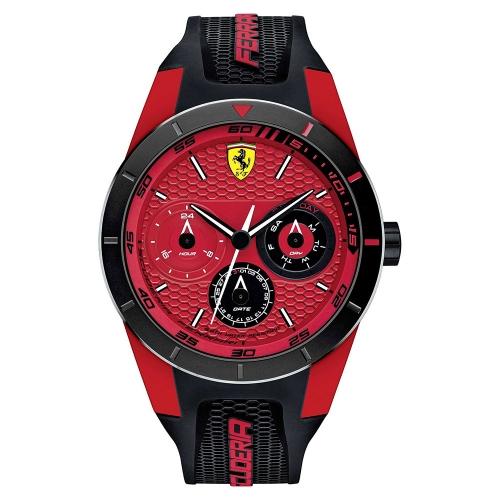 Ferrari Reret-g-plas-rou-red-s-scblk uomo FER0830255