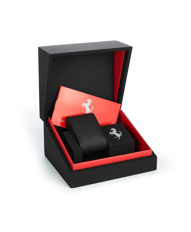 Ferrari Reret-g-plas-rou-red-s-scblk uomo FER0830255 - galleria 2