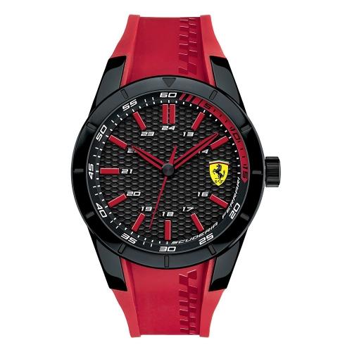 Ferrari Rerev-g-plblk-rou-blk-s-scred uomo FER0830299