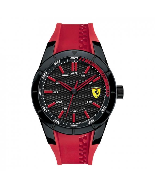 Ferrari Rerev-g-plblk-rou-blk-s-scred uomo FER0830299 - galleria 1