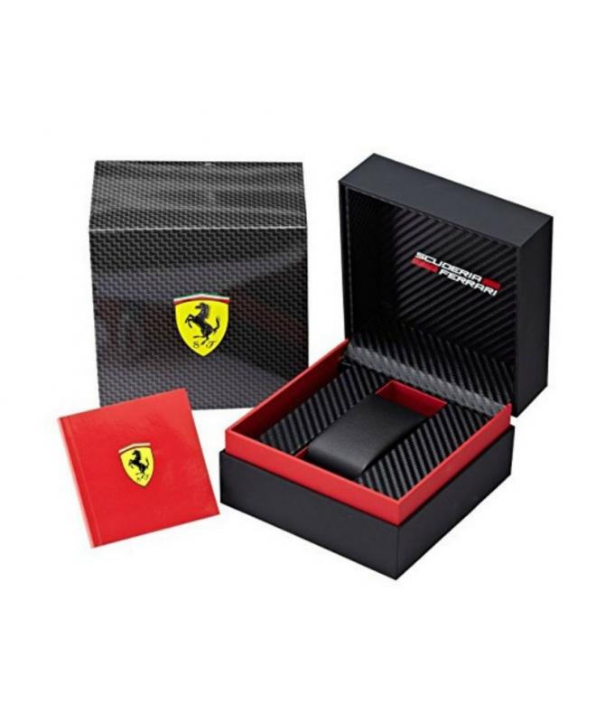 Ferrari Rerev-g-plblk-rou-blk-s-scred uomo FER0830299 - galleria 2