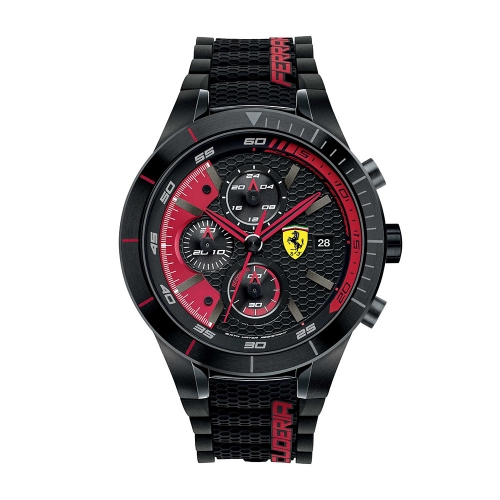 Ferrari Rereo-g-ipblk-rou-blk-s-scblk uomo FER0830260
